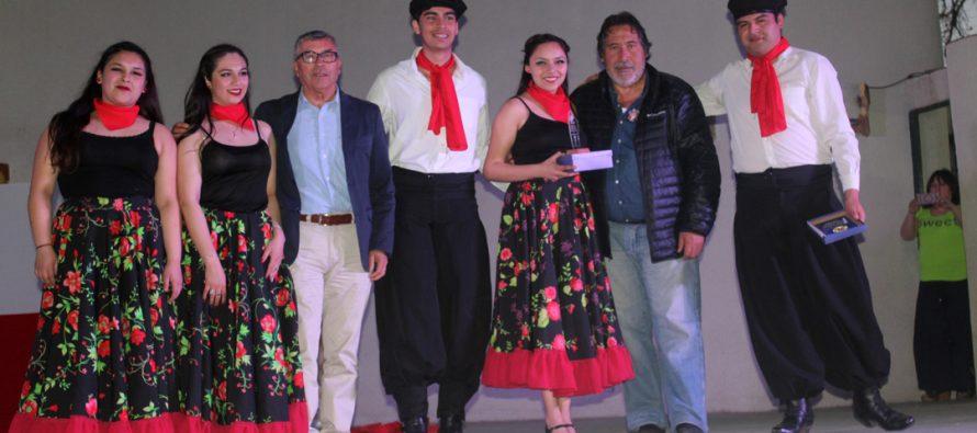 Carnaval folclórico organizado por el Club de Huasos Chelo Pinto  se tomó la plaza de Vicuña
