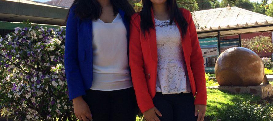 Estudiantes universitarias de Vicuña participarán de conferencia en Argentina