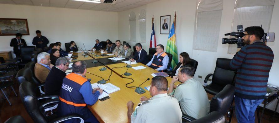 Gobierno y servicios inician trabajo para prevenir incendios forestales