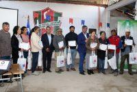240 familias de Vicuña se sumaron a la eficiencia energética recibiendo kit de ahorro