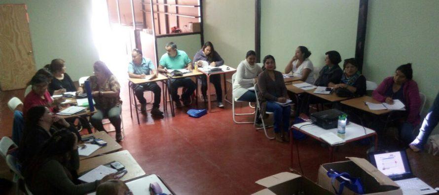 Mujeres de Rivadavia son parte de un nuevo taller de alfabetización digital