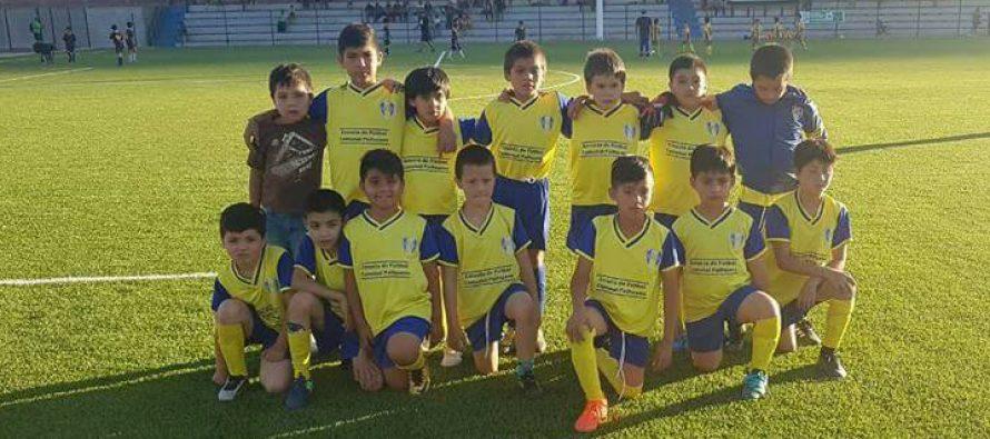 Escuela de Fútbol de Paihuano representó a la comuna en torneo regional en Combarbalá sacando dos primeros lugares