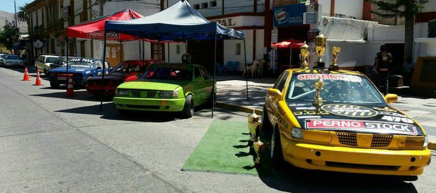 "En el autódromo de la Pampilla de Coquimbo se disputará la carrera ""I. Municipalidad de Vicuña"""