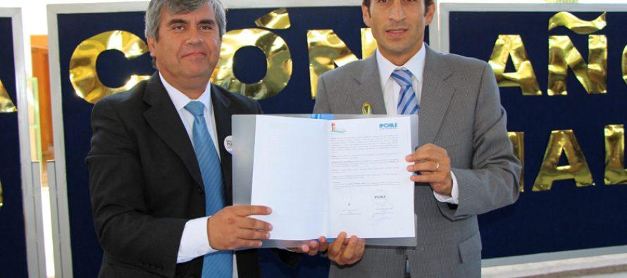 En Vicuña se desarrollará la primera intervención social gratuita del centro de estudios IP Chile