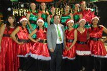 Escuela Edmundo Vidal Cárdenas de Peralillo celebra gala navideña