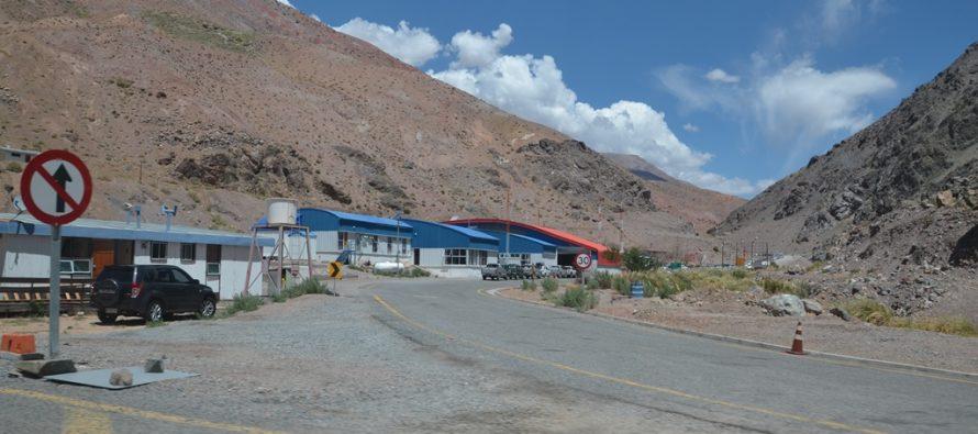 Complejo Fronterizo Agua Negra estaría en condiciones de abrir el 30 de noviembre