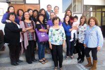 Mujeres elquinas expresan su opinión para mejorar gestión de Fundación PRODEMU