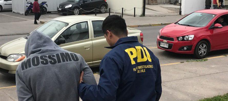 PDI arresta a sujeto que debía más de $5 millones de  pesos en pensión de alimentos en Vicuña