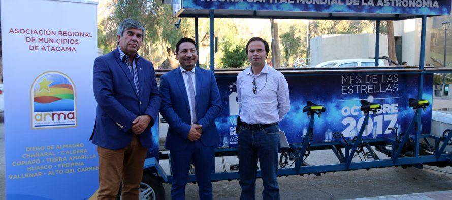 Regiones de Atacama y Coquimbo buscan avanzar en materias de astroturismo