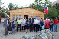 Adultos Mayores de Chapilca inauguran una nueva sede social para su club