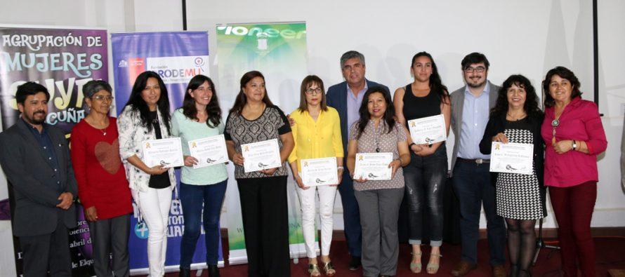 SUYAI de Vicuña realiza hito de lanzamiento de la agrupación con presentación de programa de TV