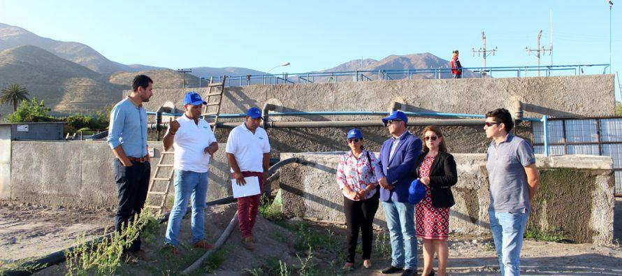 $200 millones se invertirán en la remodelación de la planta sanitaria de Marquesa-Talcuna