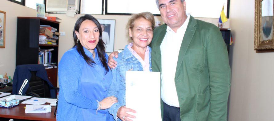 Familia afectada por el incendio del 2016 en Vicuña recibirá una nueva casa