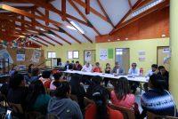 Vecinos de Marquesa analizan proyectos de la localidad junto al alcalde y los concejales