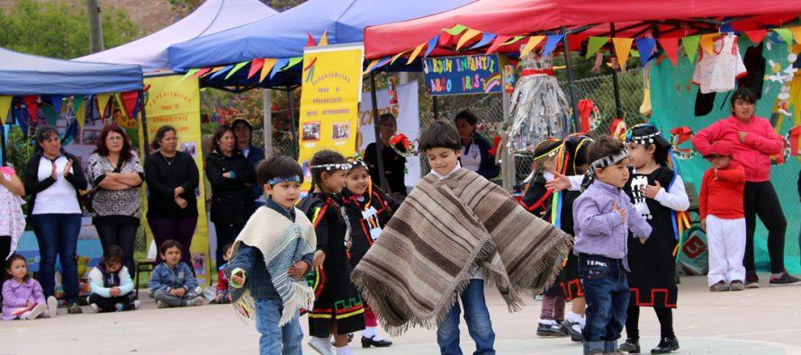 Integra suma su 3ra Feria Costumbrista con jardines infantiles de Vicuña, Paihuano y La Serena