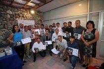 CD Alameda de Vicuña cuenta con su libro que resume sus 60 años de vida