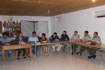 Vecinos y autoridades analizan temas de seguridad pública en Montegrande