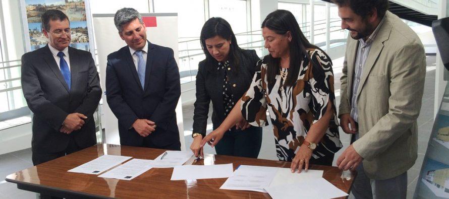 Gobierno finaliza obras de Biblioteca Regional Gabriela Mistral y comienza etapa de implementación