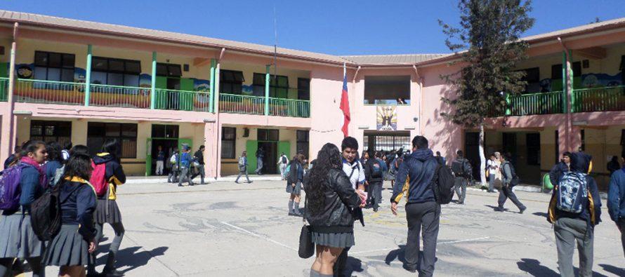 Invitan a preferir la educación pública municipalizada en la comuna de Vicuña