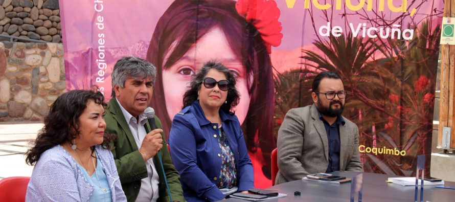 Niña de Vicuña representa a la Región de Coquimbo en un libro de distribución nacional
