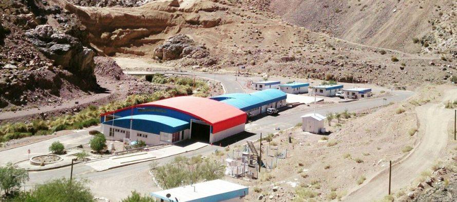 Comienzan trabajos de obras civiles en Complejo Fronterizo Agua Negra