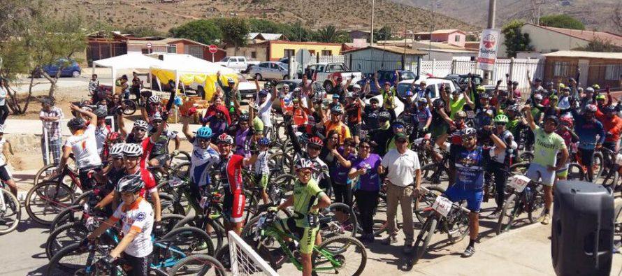 Todo un éxito resultó el Mountain Bike Rural en Lambert