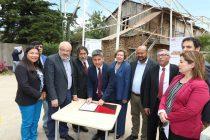 Gobierno adjudica recursos para recuperar casa de Gabriela Mistral en La Serena