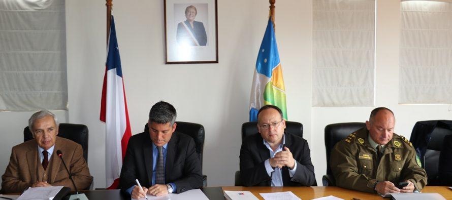 Gobierno, Servel y Fuerzas Armadas coordinan detalles para elecciones