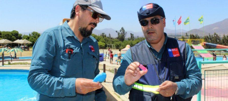 Fiscalizan condiciones sanitarias de las  piscinas de la región en Altovalsol