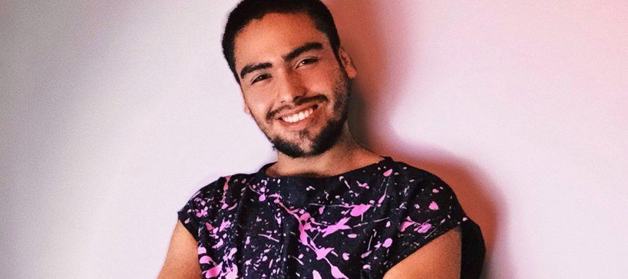 Alejandro Jorquera, estudiante de INACAP La Serena: El diamante en bruto del diseño de moda en la Región
