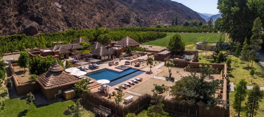 Casa Molle una nueva alternativa turística de nivel mundial en la comuna de Vicuña