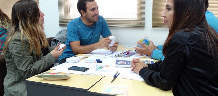 Profesores de Vicuña participan de Curso sobre Modelo Japonés para la enseñanza de las Matemáticas