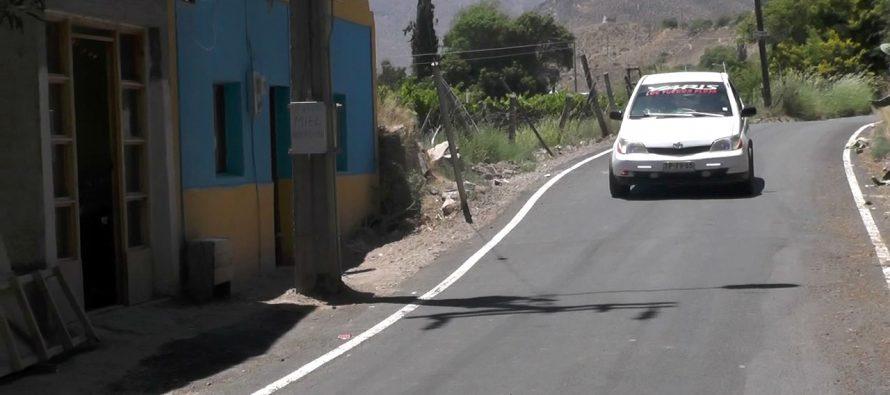 El Tambo logra la pavimentación de la totalidad de la calle 18 de Septiembre