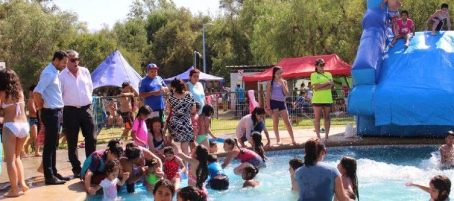 Este 8 de diciembre niños y niñas de la comuna de Vicuña vivirán su Fiesta de Navidad