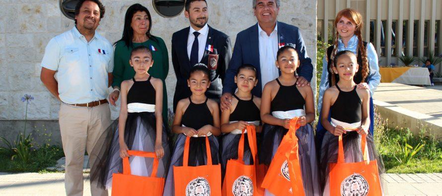 En Vicuña se inaugura un nuevo espacio de entretención para los niños