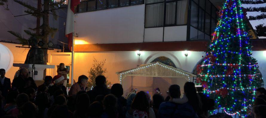Realizarán tradicional encendido del árbol de Navidad en tres sectores de la comuna de Vicuña
