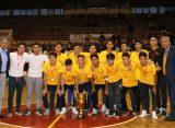 Municipal Vicuña logró quedarse con el trofeo Juvenil de la XXVI versión del campeonato ACEFA