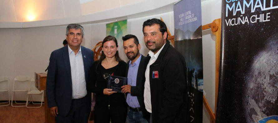 Vicuña lanza temporada con ACHET, seminario y presentación de página web de astroturismo