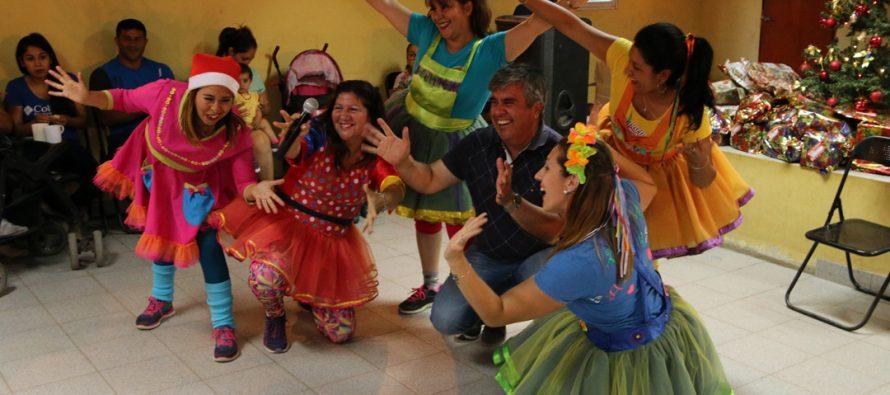 Más de 7 mil regalos entrega la municipalidad de Vicuña a los niños y niñas de la comuna