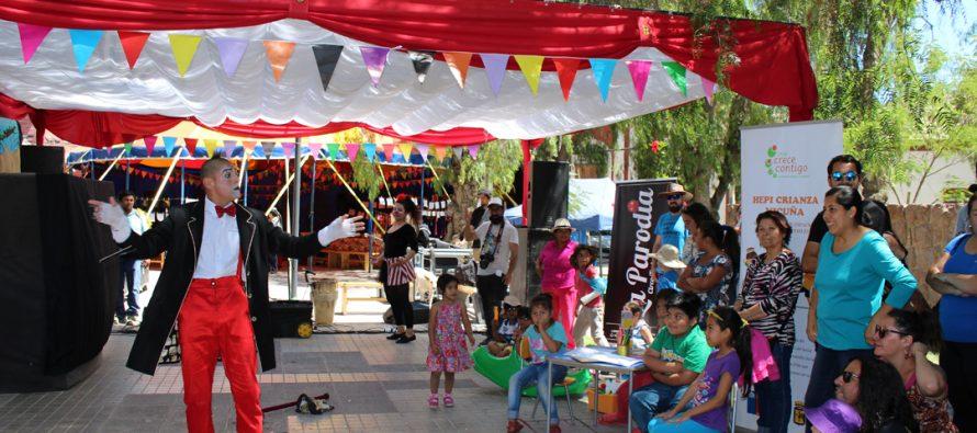 Masiva concurrencia de vicuñenses y turistas tuvo la Fiesta de la Cultura en Vicuña
