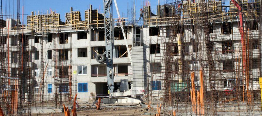 La construcción regional suma su segundo mes consecutivo con cifras positivas y se expande 2,9%