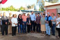 Tras 40 años vecinos de El Tambo Alto cuentan con agua potable en sus hogares