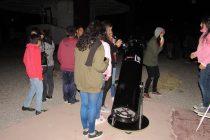 Niños y niñas del Programa Abriendo Caminos de La Serena disfrutan de tour por el Observatorio Mamalluca