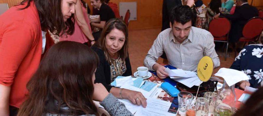 Comunidades educativas de Elqui analizaron las estrategias para la enseñanza del inglés