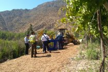 Joven trabajador de El Tambo fallece al volcar tractor en Fundo El Maitén