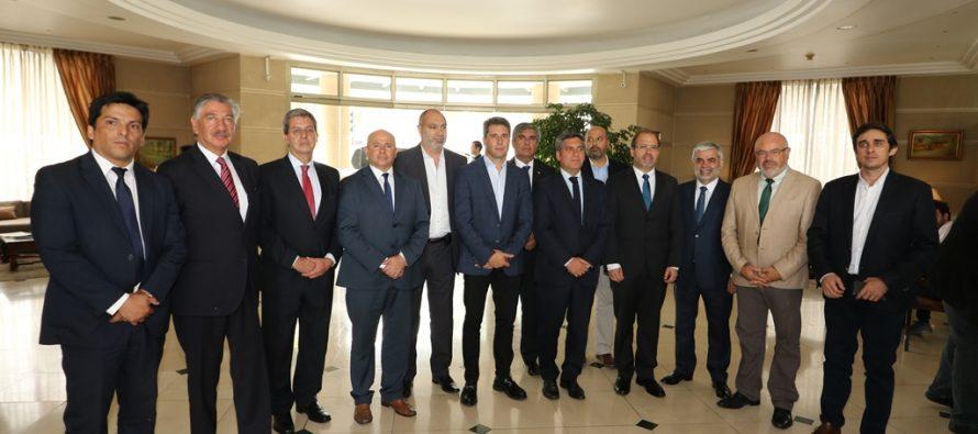 Gobierno Regional inicia trabajo con Invest Chile para la atracción de inversiones extranjeras
