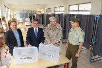 Refuerzan medidas en seguridad y transportes para elecciones presidenciales en la región