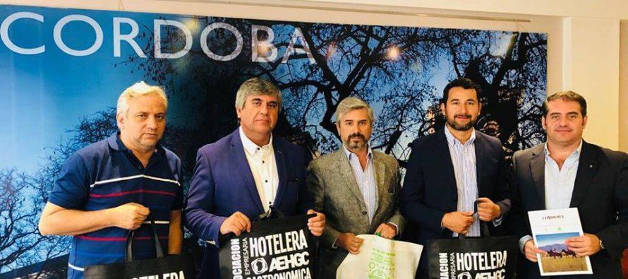 Vicuña extiende sus lazos en Argentina hasta Córdoba para promocionarse turísticamente