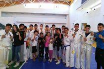 Vicuña cuenta con 15 nuevos campeones nacionales en el Taekwondo ITF
