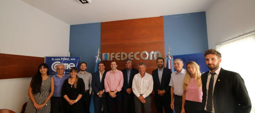 Córdoba estrechará lazos comerciales con Vicuña a través unidades de negocios